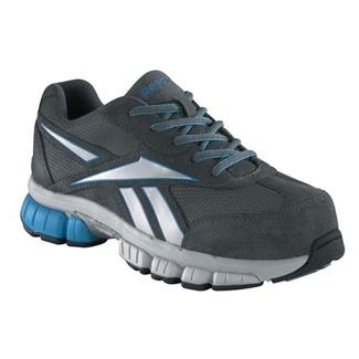 Reebok Ketia CT Dark Gray with Silver / Blue Trim
