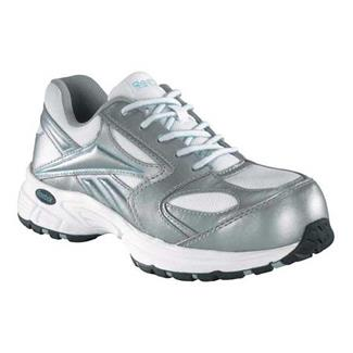 Reebok Ateron CT Gray with Silver / Teal Trim