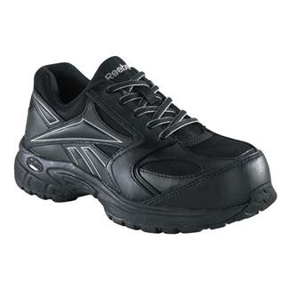 Reebok Ateron CT Black with Silver Trim