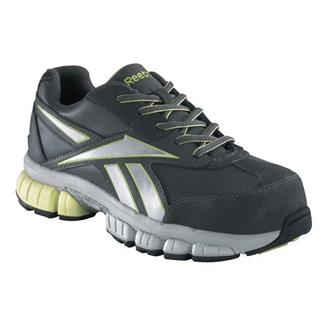 Reebok Leather Ketia CT Gray / Green