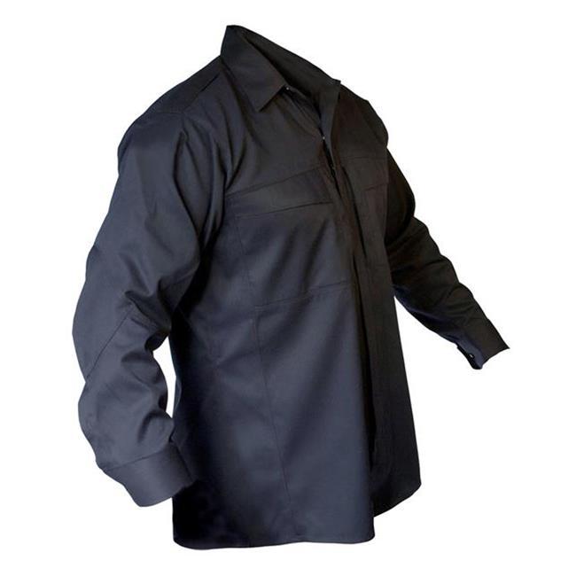 Vertx OA Duty Wear Long Sleeve Shirt Navy