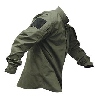 Vertx Poly / Cotton Gunfighter Phantom LT Top OD Green