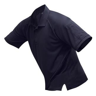 Vertx Coldblack Short Sleeve Polo Navy