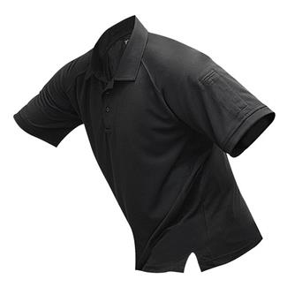 Vertx Coldblack Short Sleeve Polo Black