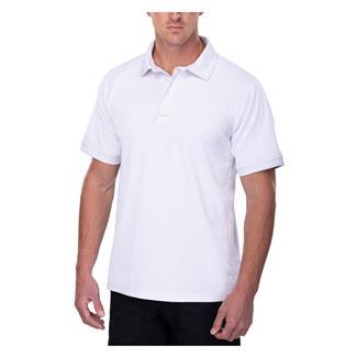 Vertx Coldblack Short Sleeve Polo White
