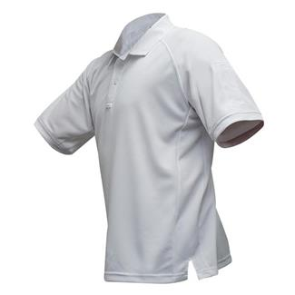 Vertx Coldblack Short Sleeve Polo White