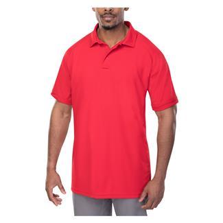 Vertx Coldblack Short Sleeve Polo Red
