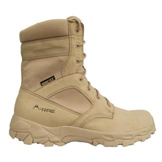 "McRae 8"" Ultra Lightweight Desert Tactical Desert Tan"