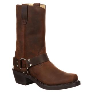"Durango 11"" Harness Distressed Brown"