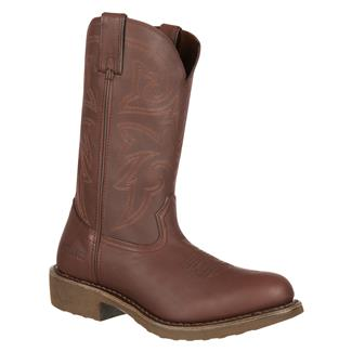 "Durango 12"" Farm and Ranch Burly Brown"