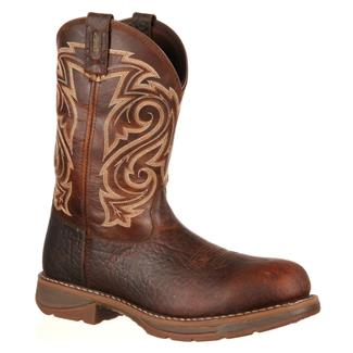 Durango Workin' Rebel Round Toe CT Nicotine / Chocolate