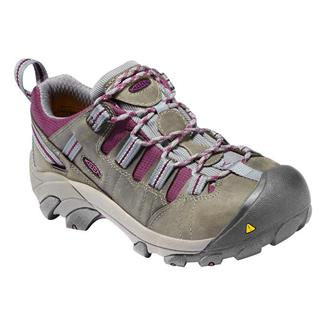 Keen Utility Detroit Low ST WP Monument / Amaranth