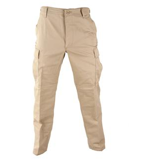Genuine Gear Poly / Cotton Twill BDU Pants Khaki