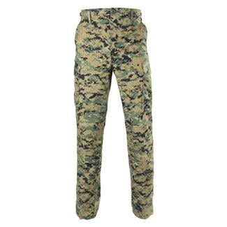 Genuine Gear Poly / Cotton Ripstop BDU Pants Digital Woodland