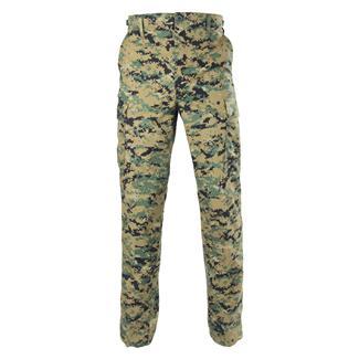 Propper Uniform Poly / Cotton Ripstop BDU Pants Digital Woodland