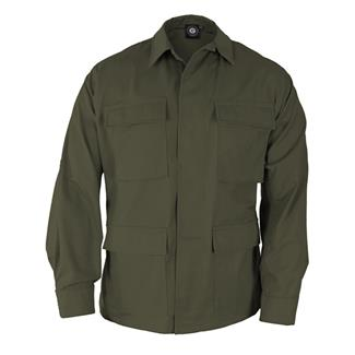 Genuine Gear Poly / Cotton Twill BDU Coats Olive