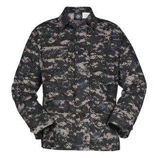 Genuine Gear Poly / Cotton Ripstop BDU Coats Subdued Digital