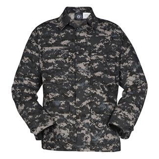 Propper Uniform Poly / Cotton Ripstop BDU Coats Subdued Digital