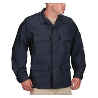 Propper Uniform Poly / Cotton Ripstop BDU Coats LAPD Navy