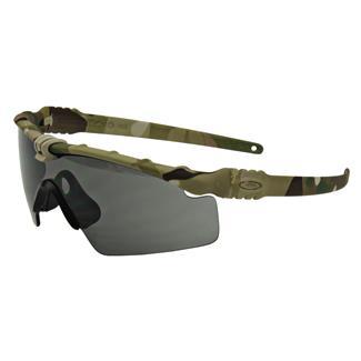 oakley si ballistic m frame 30 multicam frame gray lens