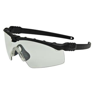 d3cf86a806a Oakley Si Ballistic M Frame 3.0 With Black Frame And Clear Lens ...