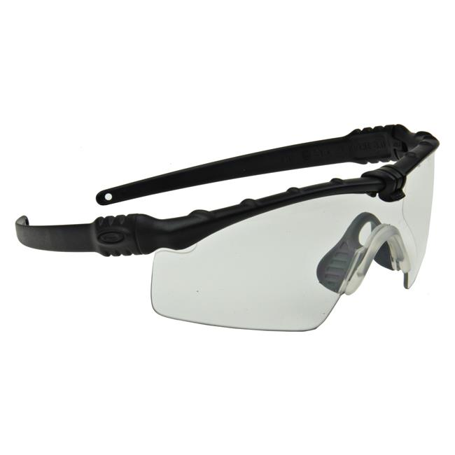 Oakley SI Ballistic M Frame 3.0 Black Clear