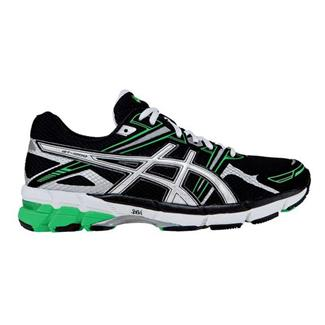 ASICS GT-1000 Black / White / Electric Apple