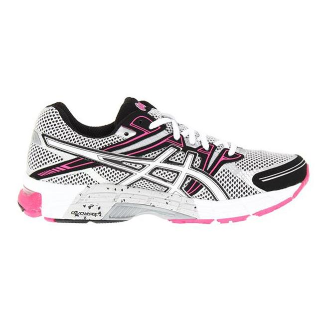 ASICS GT-1000 Silver / White / Hot Pink