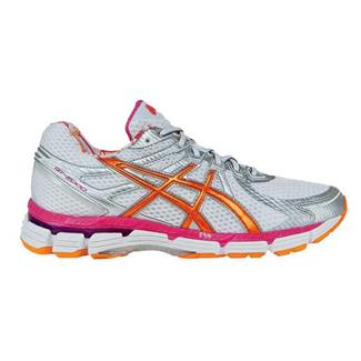ASICS GT-2000 White / Bright Orange / Fuschia