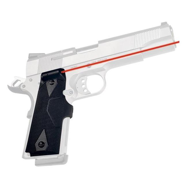 Crimson Trace LG-401 Lasergrips Black