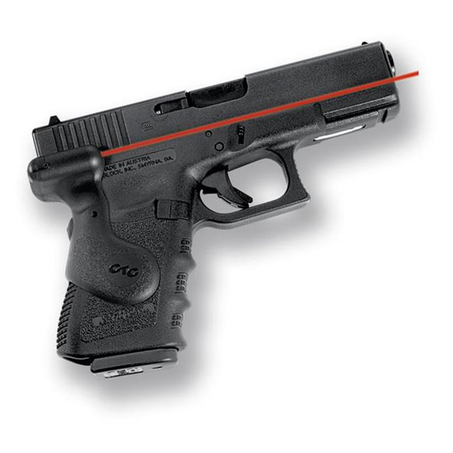 Crimson Trace LG-619 Lasergrips Black