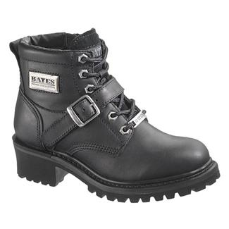 Bates Riding Collection Albion Logger SZ Black