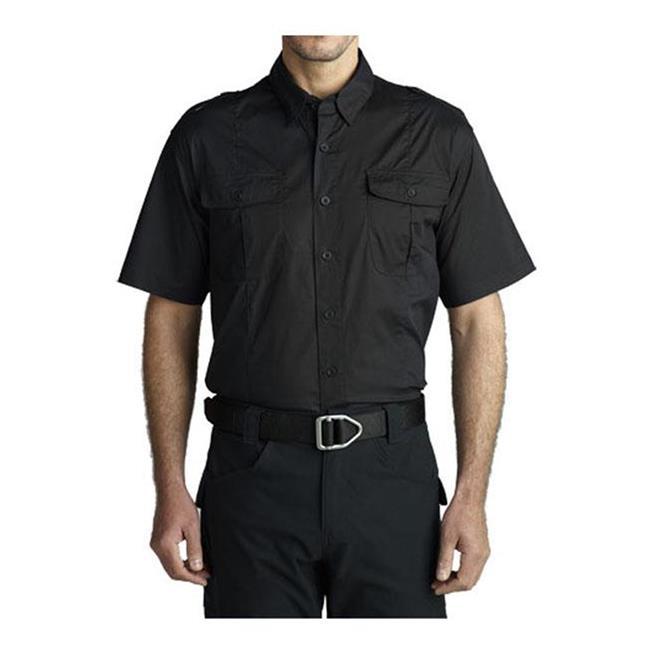 Massif Hell's Canyon Field Shirt Black