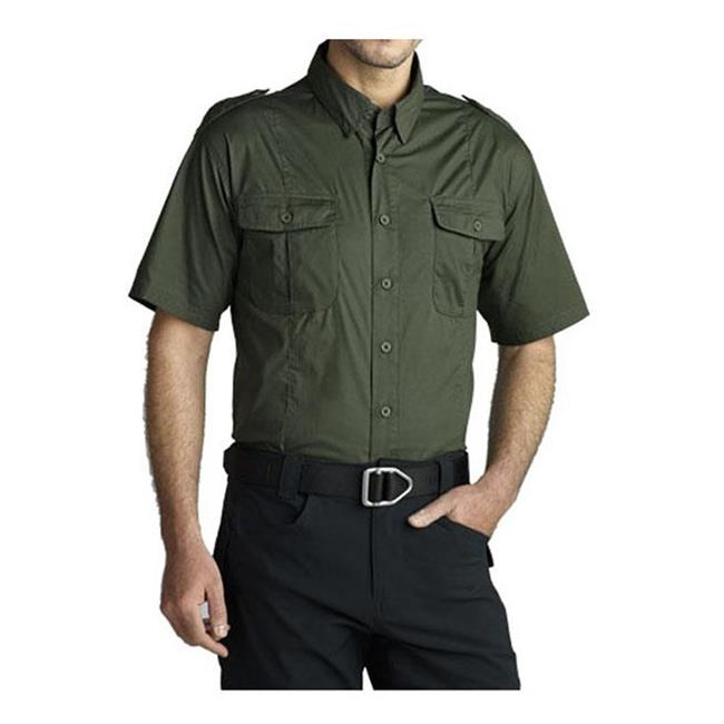 Massif Hell's Canyon Field Shirt OD Green
