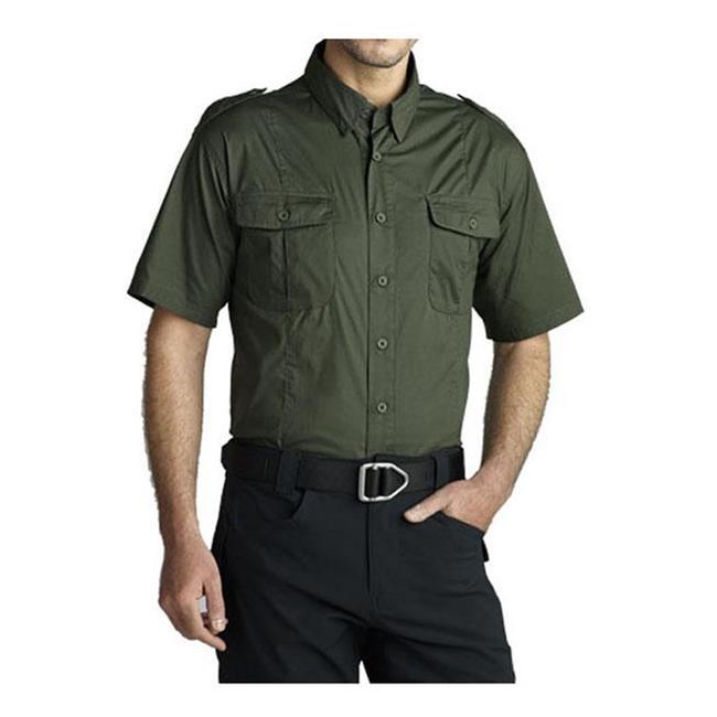 Massif Hell's Canyon Field Shirt OD Green