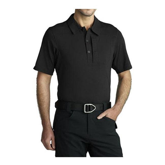 Massif Pilot Rock Polo Black