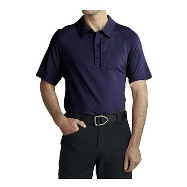 Massif Pilot Rock Polo Dark Navy