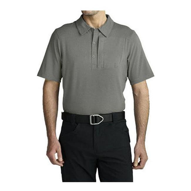 Massif Pilot Rock Polo Gray