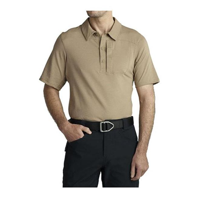 Massif Pilot Rock Polo Massif Tan