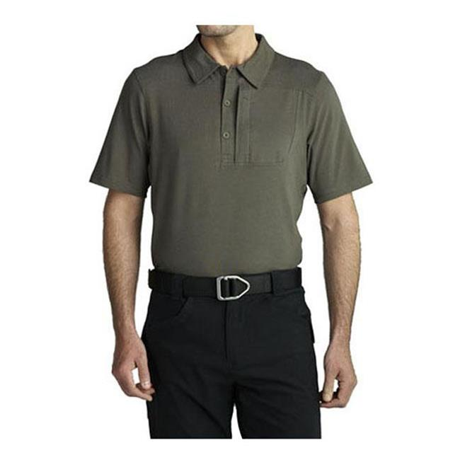 Massif Pilot Rock Polo OD Green