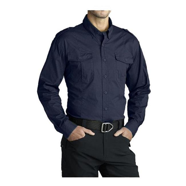 Massif Snake River Field Shirt Dark Navy