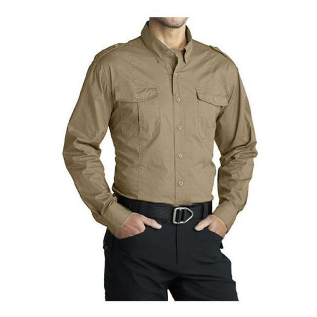 Massif Snake River Field Shirt Massif Tan