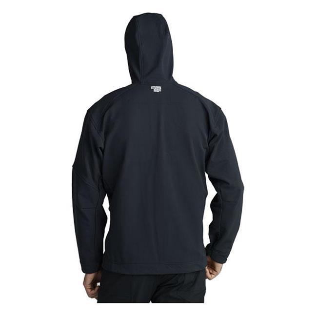 Massif Mt. Ashland Softshell Jacket Black