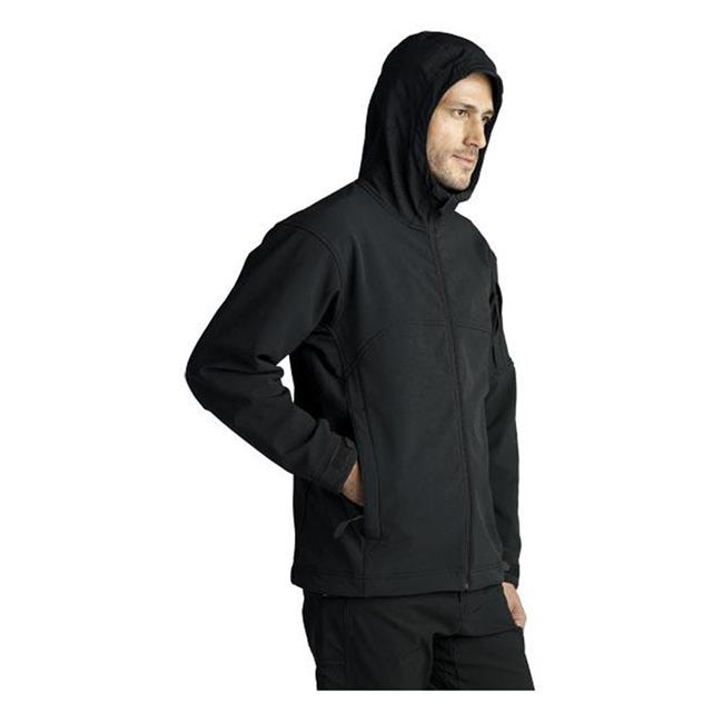 Massif Mt. Ashland Softshell Jacket Black