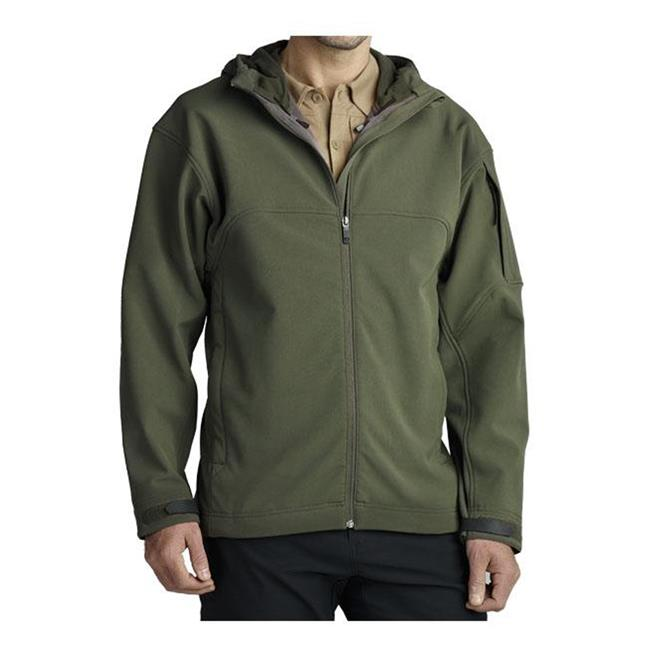 Massif Mt. Ashland Softshell Jacket Olive Drab