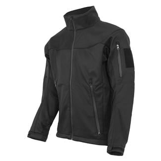 TRU-SPEC 24-7 Series Tactical Softshell Jackets Black