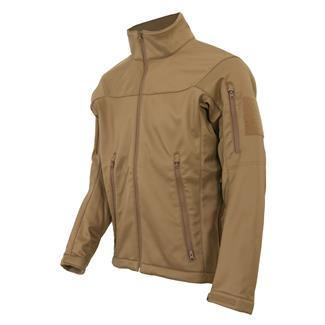 TRU-SPEC 24-7 Series Tactical Softshell Jackets Coyote