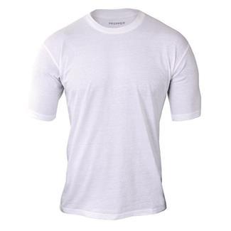 Propper Crew Neck T-Shirt (3 pack) White