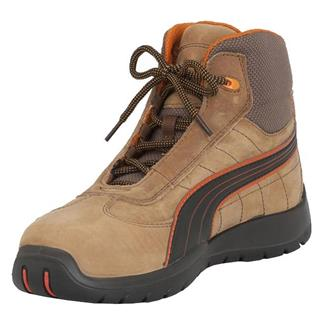 Puma Safety Indy Mid ST Brown