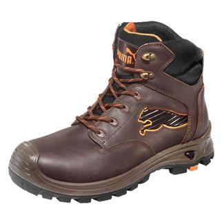 Puma Safety Borneo Mid CT Brown